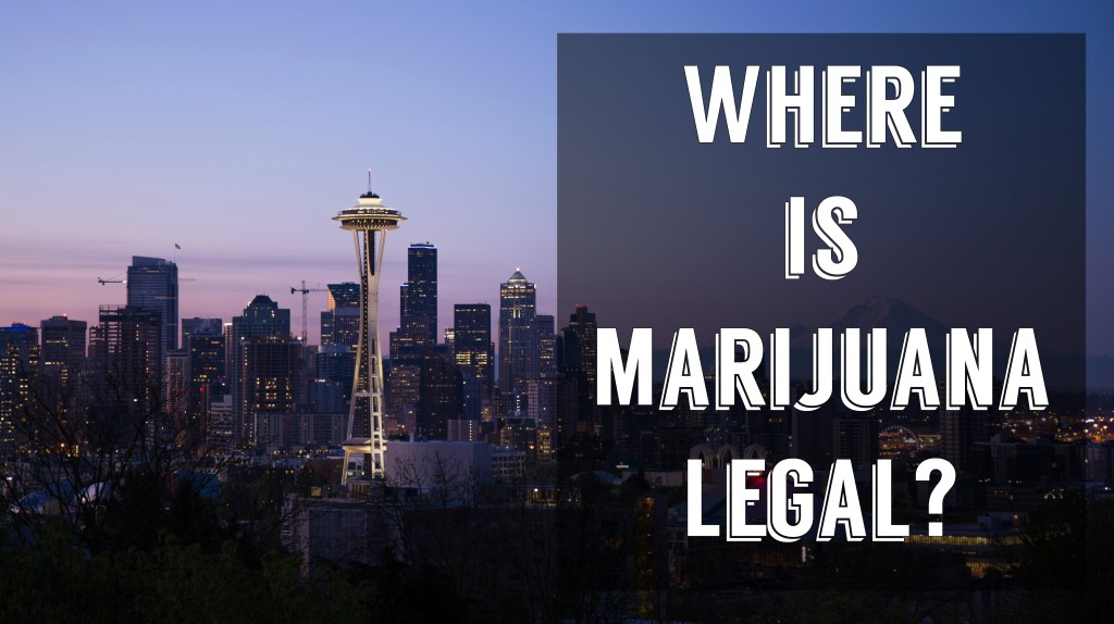 States Where Marijuana is Legal