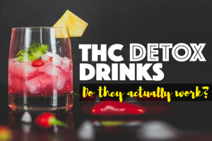 Do THC Detox Drinks Work