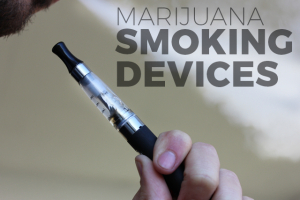 Marijuana Smoking Devices