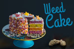 Weed Cake Recipes