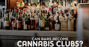 can bars become cannabis clubs logo