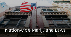 nationwide marijuana laws logo
