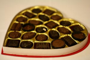 best edibles for valentine's day heart box of edibles chocolates