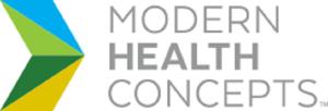 modern health concepts logo