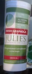 Julie's Fresh Granloa