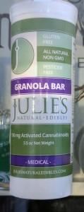Julie's Granola Bars