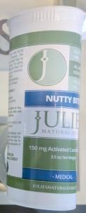 Julie's Nutty Bites