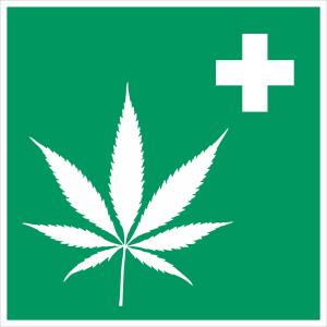 Medical Cannabis Symbol