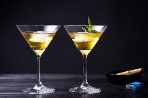 Cannabis Cocktails Vodka