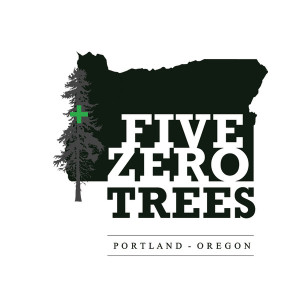 Five Zero Trees Logo