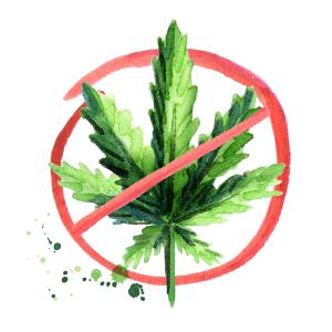How to not smoke marijuana