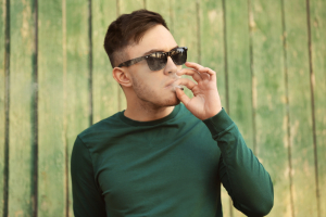 Smoking Weed in Public in Colorado