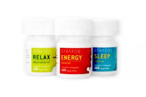 Stratos Energy, Sleep, & Relax