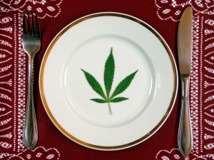Cannabis Restaurants in California