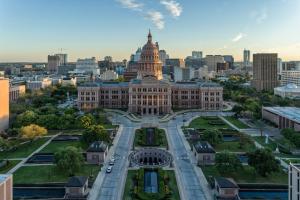 Texas State Capitol Building Marijuana