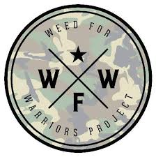 The Weed for Warriors Project Logo