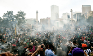420 Rally in 2016