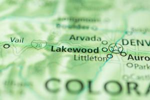 Lakewood Colorado Map Dispensaries