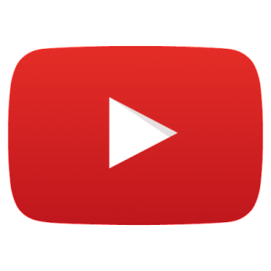 YouTube Logo Simple Play