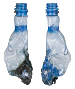 Burnt Plastic Water Bottles Lungs