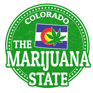 Colorado the marijuana state
