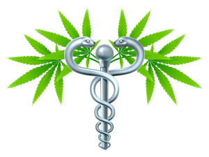 Marijuana Caduceus Medical
