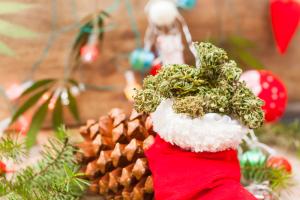 Marijuana Holidays Stocking Stuffer