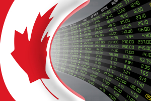 Canadian Stock Market Tunnel