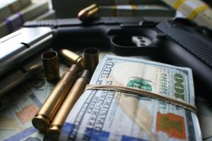 Drug Money and Guns