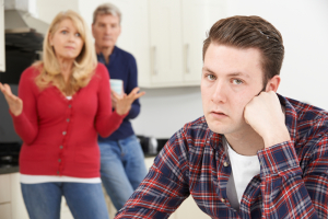 Parents Disappointed with Adult Son