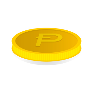 Vector of PotCoin